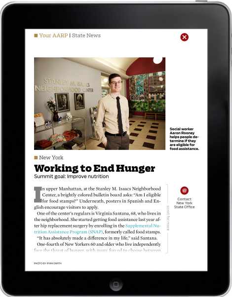 AARP Bulletin, State News/New York, July-August 2013