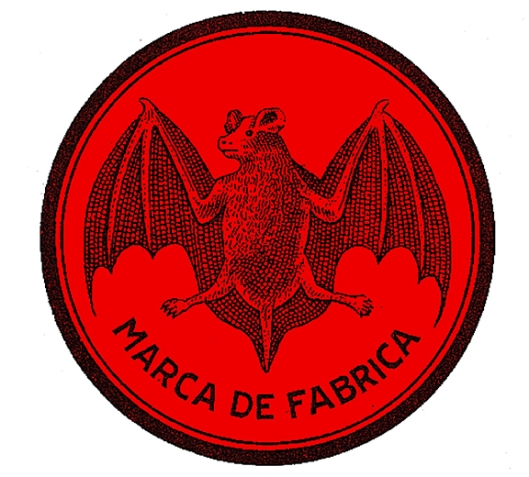 1900: This version of the Bat symbol, which was created following the Spanish-American War, was used by BACARDÍ for 58 years and remains the longest serving Bat symbol to date.