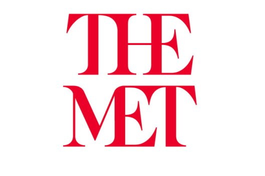 The Met's new logo, designed by the London-based global-branding firm Wolff Olins
